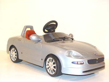Maserati battery operated car